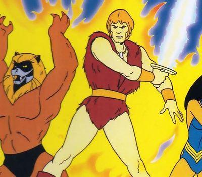 Thundarr the Barbarian online