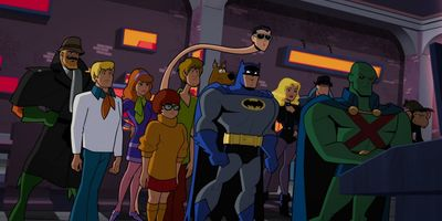 Scooby-Doo et Batman : L'Alliance des héros STREAMING