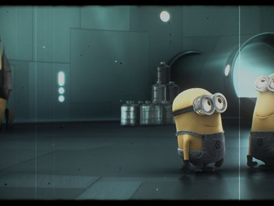 watch Minions: Orientation Day streaming
