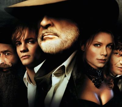 The League of Extraordinary Gentlemen online