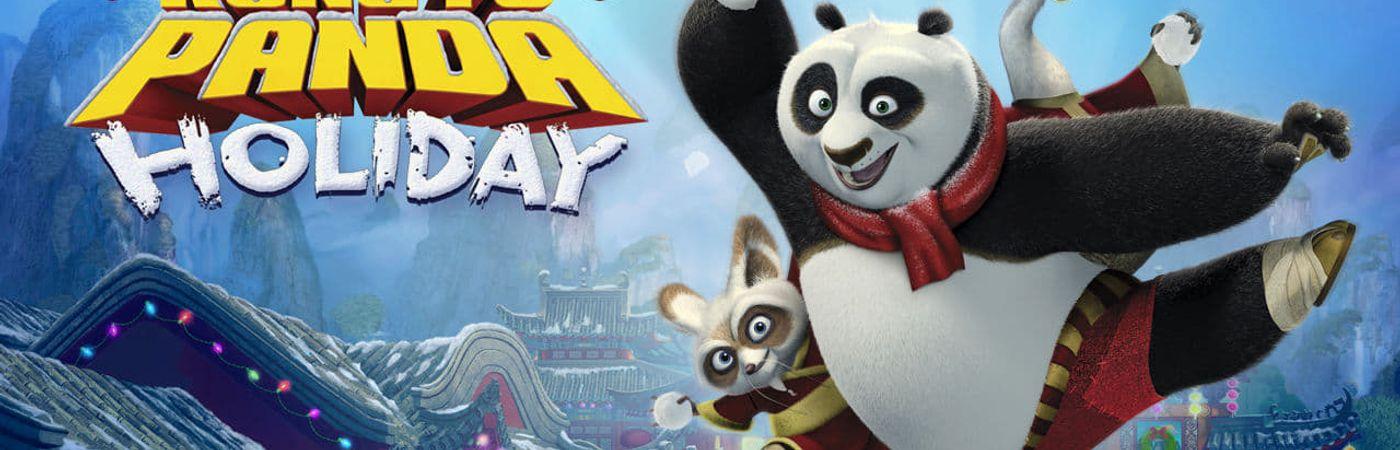 Voir film Kung Fu Panda: Bonnes fêtes en streaming