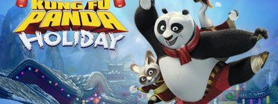 Kung Fu Panda : Bonnes fêtes online