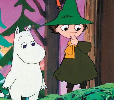 Moomin online