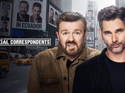 watch Special Correspondents streaming