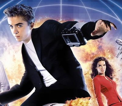 Agent Cody Banks online