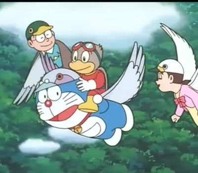 Doraemon: Nobita and the Winged Braves