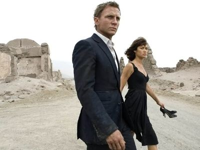 watch Quantum of Solace streaming