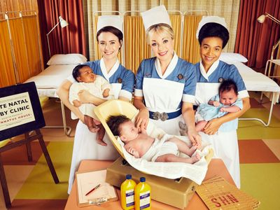 watch Call the Midwife streaming
