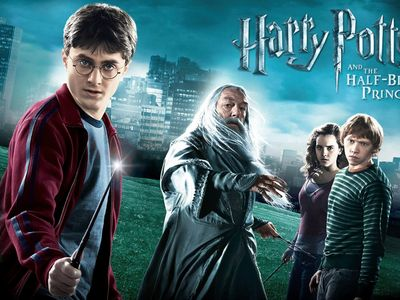 watch Harry Potter and the Half-Blood Prince streaming