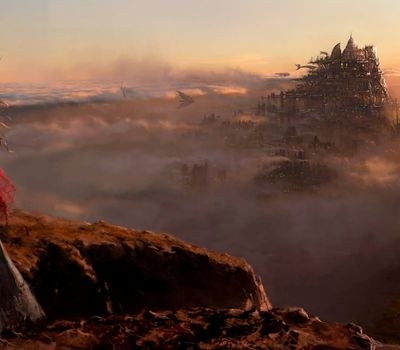 Mortal Engines online