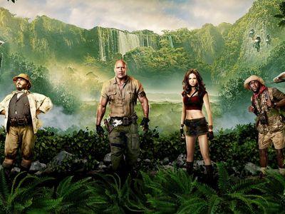 watch Jumanji: Welcome to the Jungle streaming