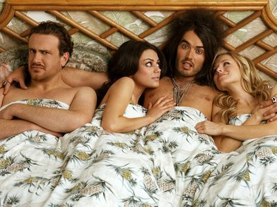 watch Forgetting Sarah Marshall streaming