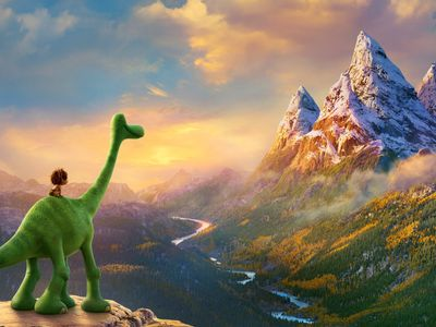 watch The Good Dinosaur streaming