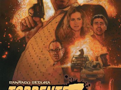 watch Torrente 3: The Protector streaming