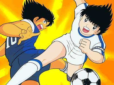 Olive et Tom - Shin Captain Tsubasa