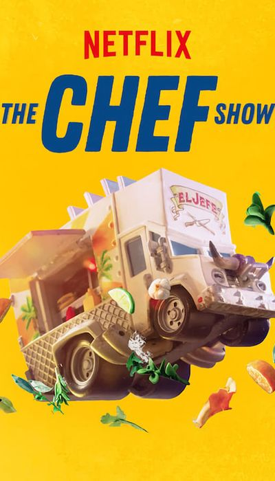 The Chef Show movie