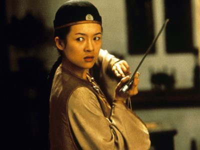 watch Crouching Tiger, Hidden Dragon streaming
