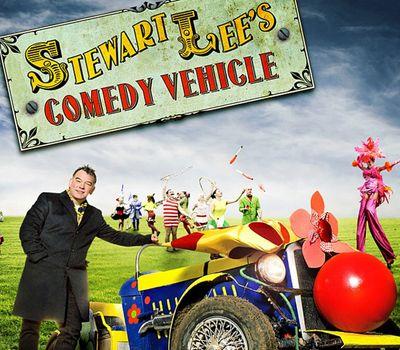Stewart Lee's Comedy Vehicle online
