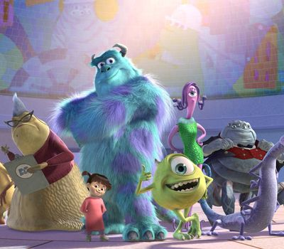 Monsters, Inc. online
