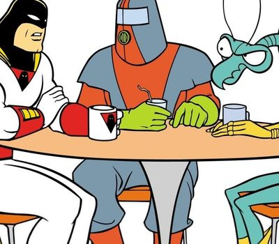 Space Ghost Coast to Coast online