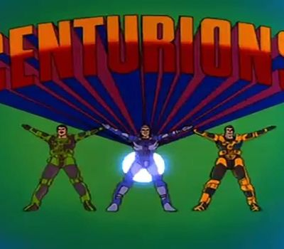 The Centurions online