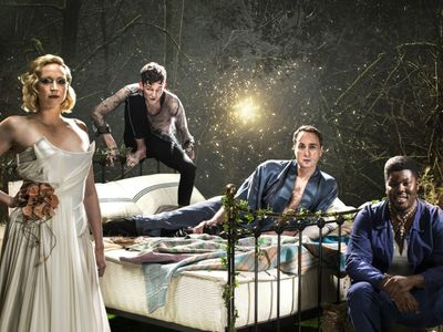 watch National Theatre Live: A Midsummer Night's Dream streaming