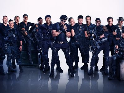 watch The Expendables 3 streaming