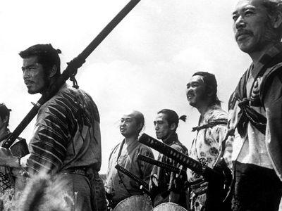 watch Seven Samurai streaming