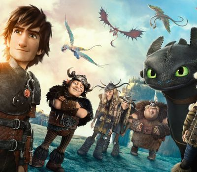 How to Train Your Dragon 2 online