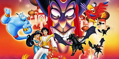 Aladdin 2 : Le Retour de Jafar STREAMING