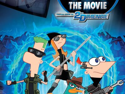 watch Phineas and Ferb the Movie: Across the 2nd Dimension streaming