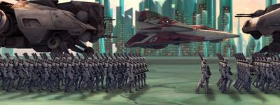 Star Wars : The Clone Wars online