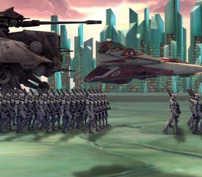 Star Wars: The Clone Wars online