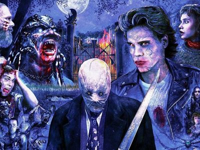 watch Nightbreed streaming