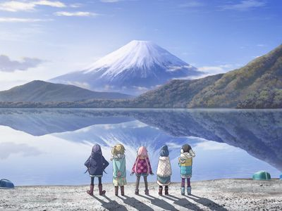 watch Laid-Back Camp streaming