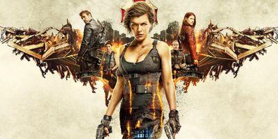 Resident Evil: Chapitre Final STREAMING