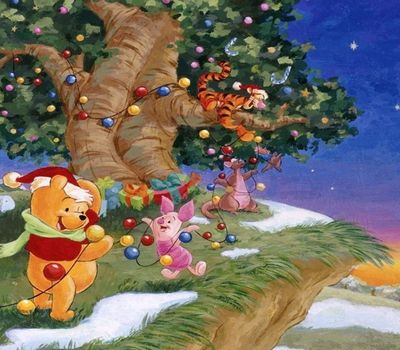 Winnie the Pooh: Seasons of Giving online