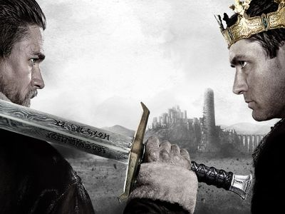 watch King Arthur: Legend of the Sword streaming