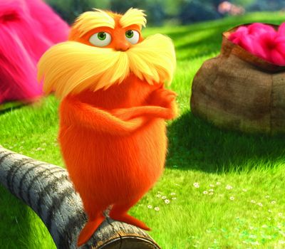 The Lorax online