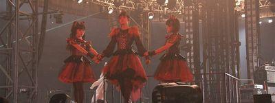 Babymetal - Live at Tokyo Dome: Black Night - World Tour 2016 online