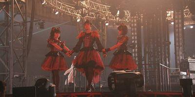 Babymetal - Live at Tokyo Dome: Black Night - World Tour 2016 en streaming