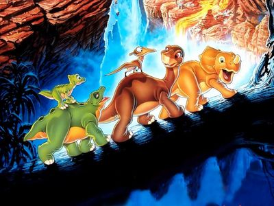 watch The Land Before Time streaming