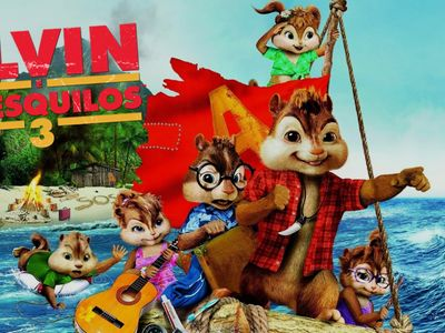 watch Alvin and the Chipmunks: Chipwrecked streaming
