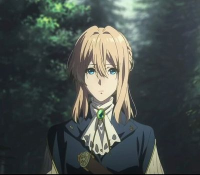 Violet Evergarden: Eternity and the Auto Memories Doll online