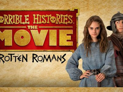 watch Horrible Histories: The Movie - Rotten Romans streaming