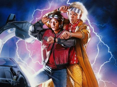 watch Back to the Future Part II streaming