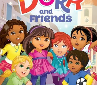 Dora and Friends: Into the City! online