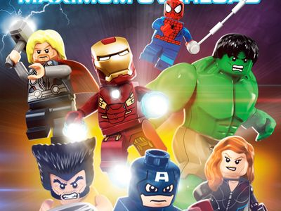 watch LEGO Marvel Super Heroes: Maximum Overload streaming