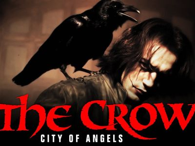 watch The Crow: City of Angels streaming