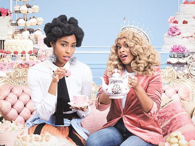 watch 2 Dope Queens streaming
